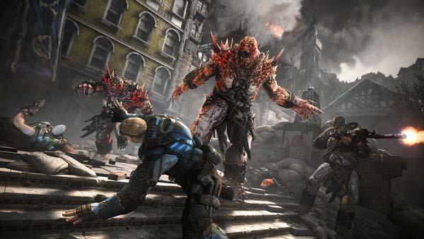 Открыт предзаказ на Gear of War 4