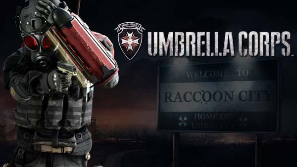Компания Capcom выпускает Umbrella Corps на консолях