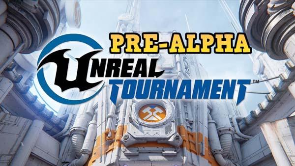 Unreal Tournament  на мощном движке Unreal Engine 4