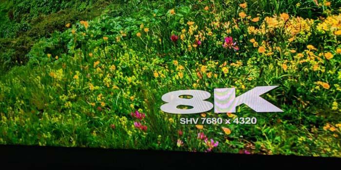 Представлен новый 8k телевизор