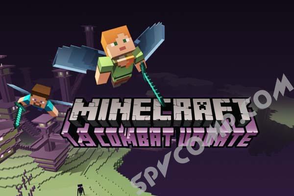Разработчики Mojang выпустили обновление для Minecraft 1.9
