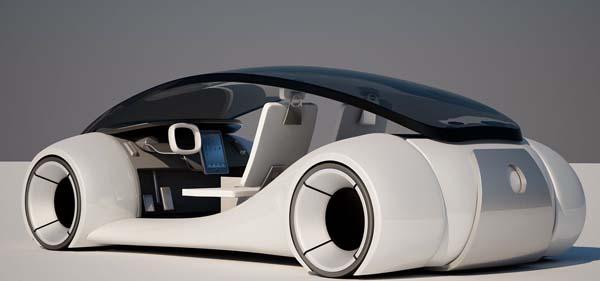 В Берлине началась разработка электромобиля Apple Car