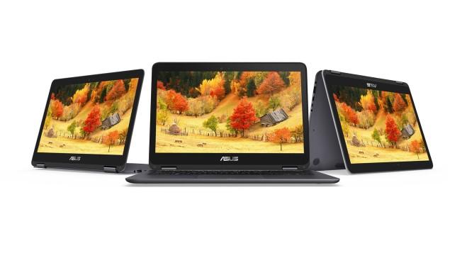 ASUS ZenBook Flip появится в трех модификациях