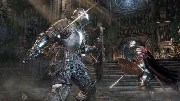Dark Souls 3 тестирование производительности