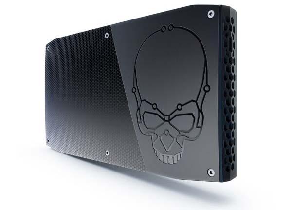 Самый мощный мини-ПК Intel NUC Skull Canyon поступит в продажу в мае 2016 года