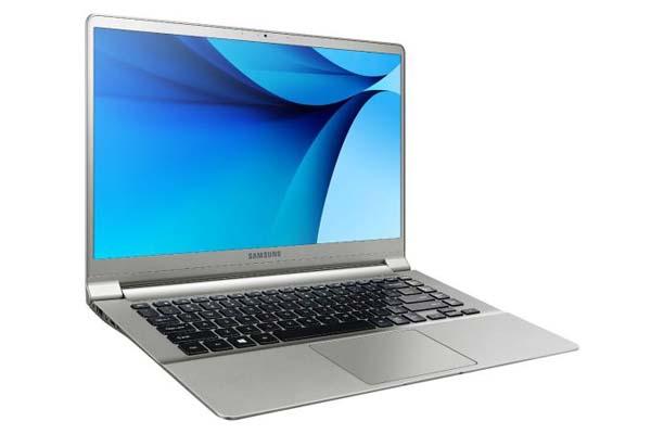 Началась продажа тонких и легких ноутбуков Samsung Notebook 9