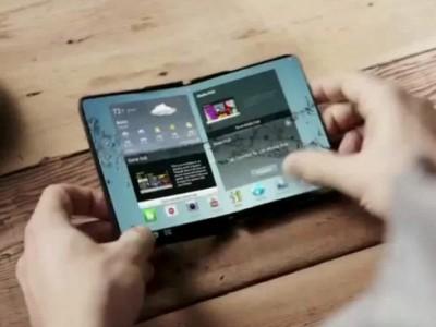 Samsung выпустит раскладной смартфон в конце 2017 года