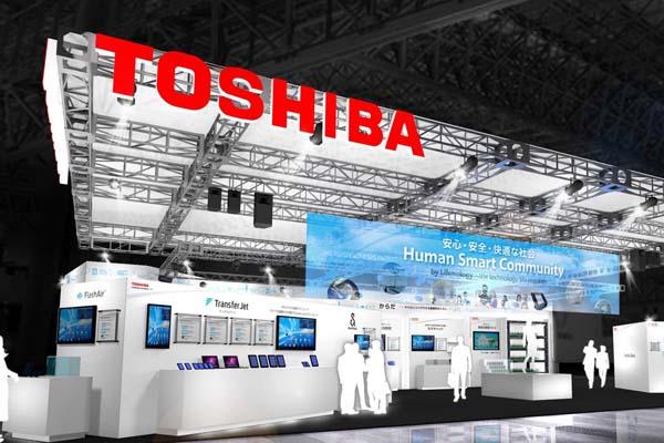 Продукция Toshiba покидает европейский рынок
