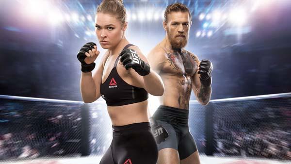 EA Sports  выпустила UFC 2