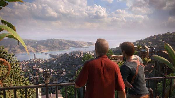 Uncharted 4 A Thief's End - одна из самых красивых консольных игр